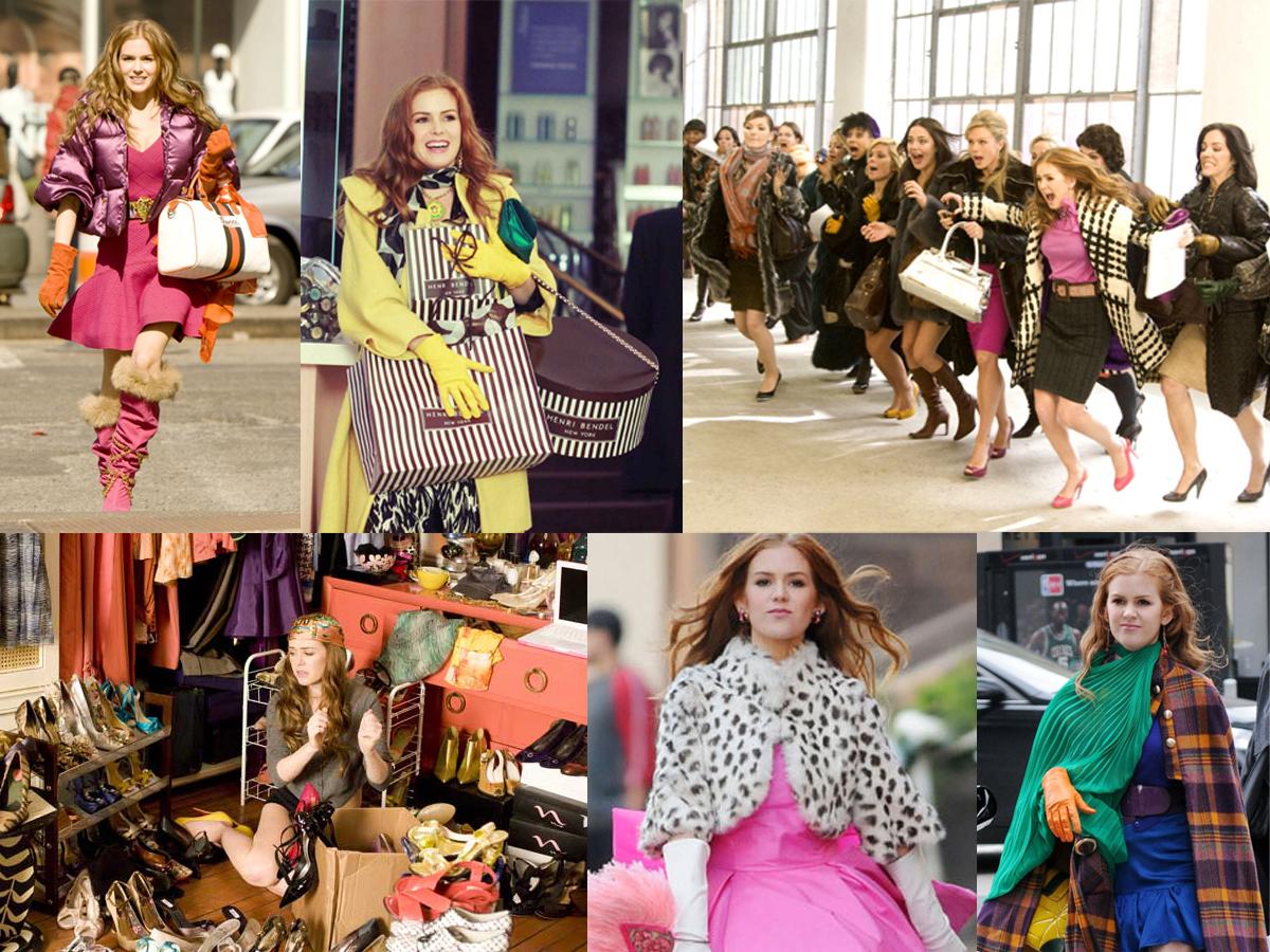 Fashion Through Film Grace Alice
