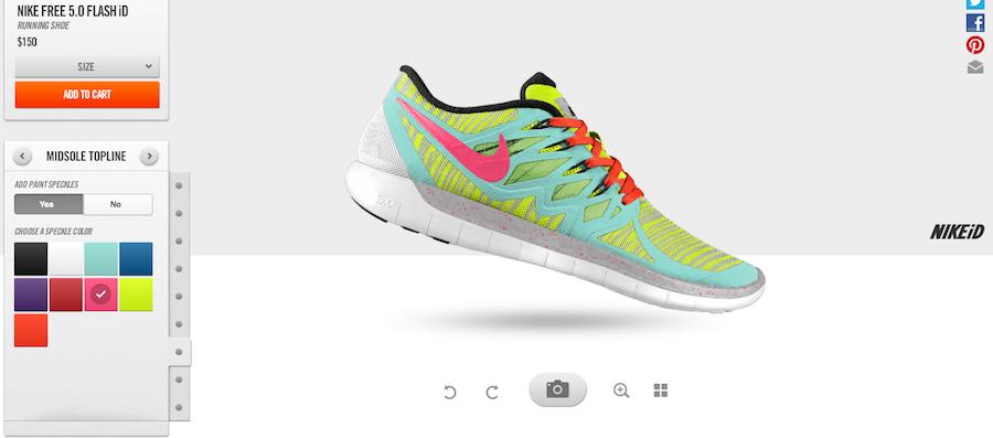 design your own shoes grace